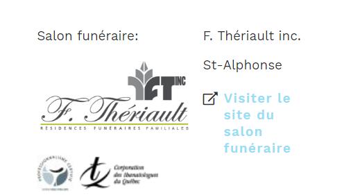 F. Thériault (Église Christ-Roi)