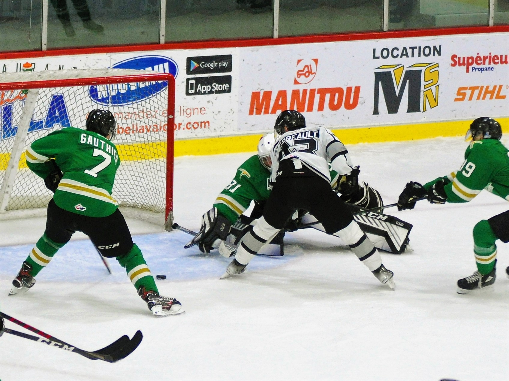 Foreurs Val-d'Or - Olympiques de Gatineau
