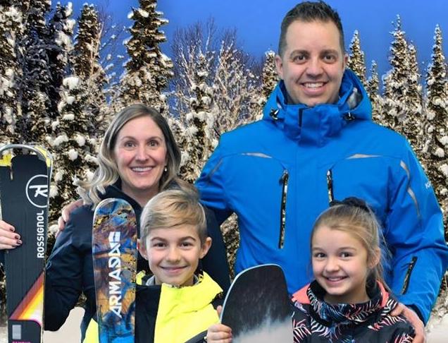 Défi ski leucan 2019 Abitibi-Témiscamingue