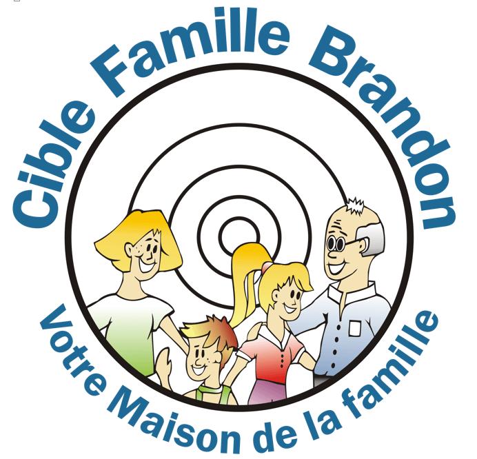 logo Cible Famille Brandon