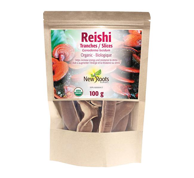 Mieux vivre New Roots Reishi_
