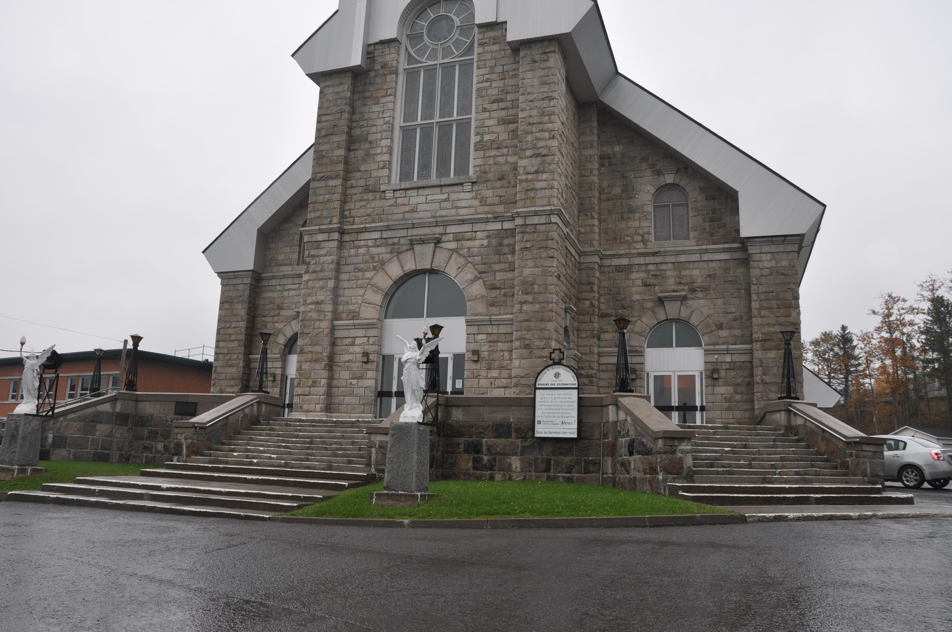 église amqui