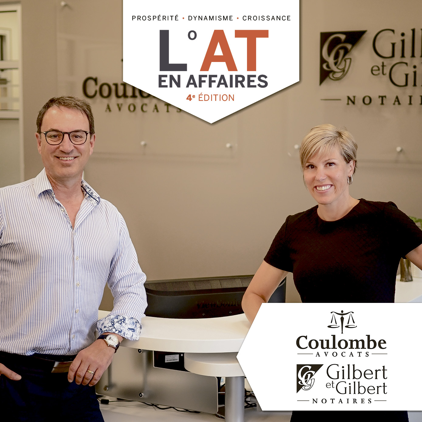 COULOMBE ET GILBERT