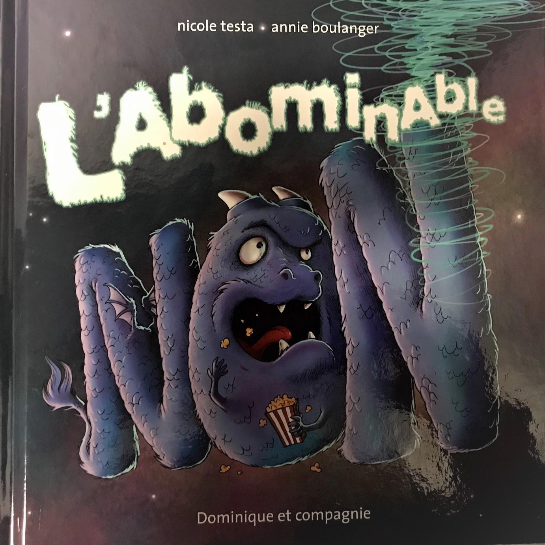Ce nouveau livre, le 11e et le 3e album de Nicole Testa, a récemment été publié aux éditions Dominique et compagnie.