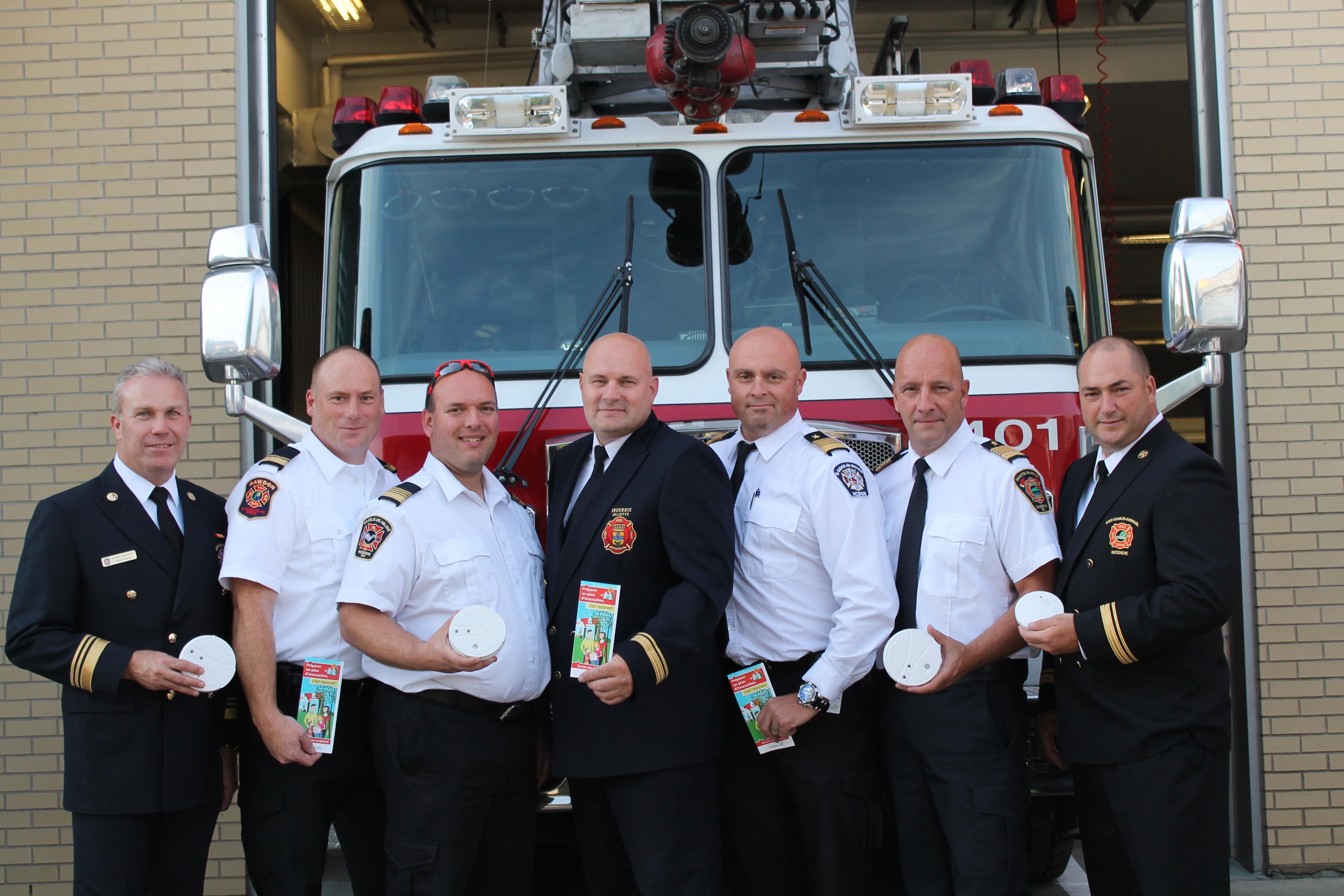 Service de sécurité incendie Rawdon