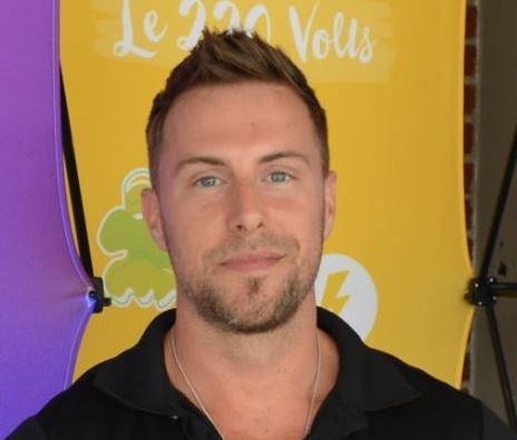 L'entrepreneur et chef cuisinier Jonathan Deschênes.