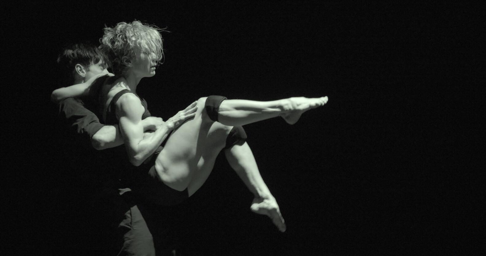 Louise Lecavalier danse