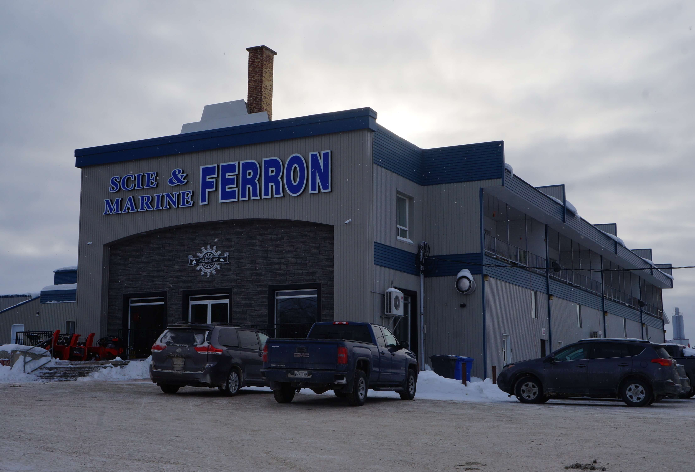 Scie et Marine Ferron