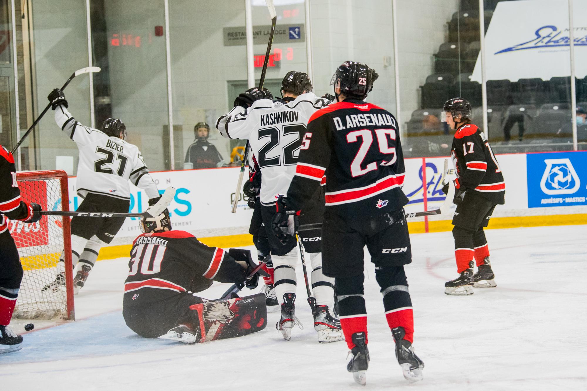Huskies Rouyn-Noranda Olympiques Gatineau