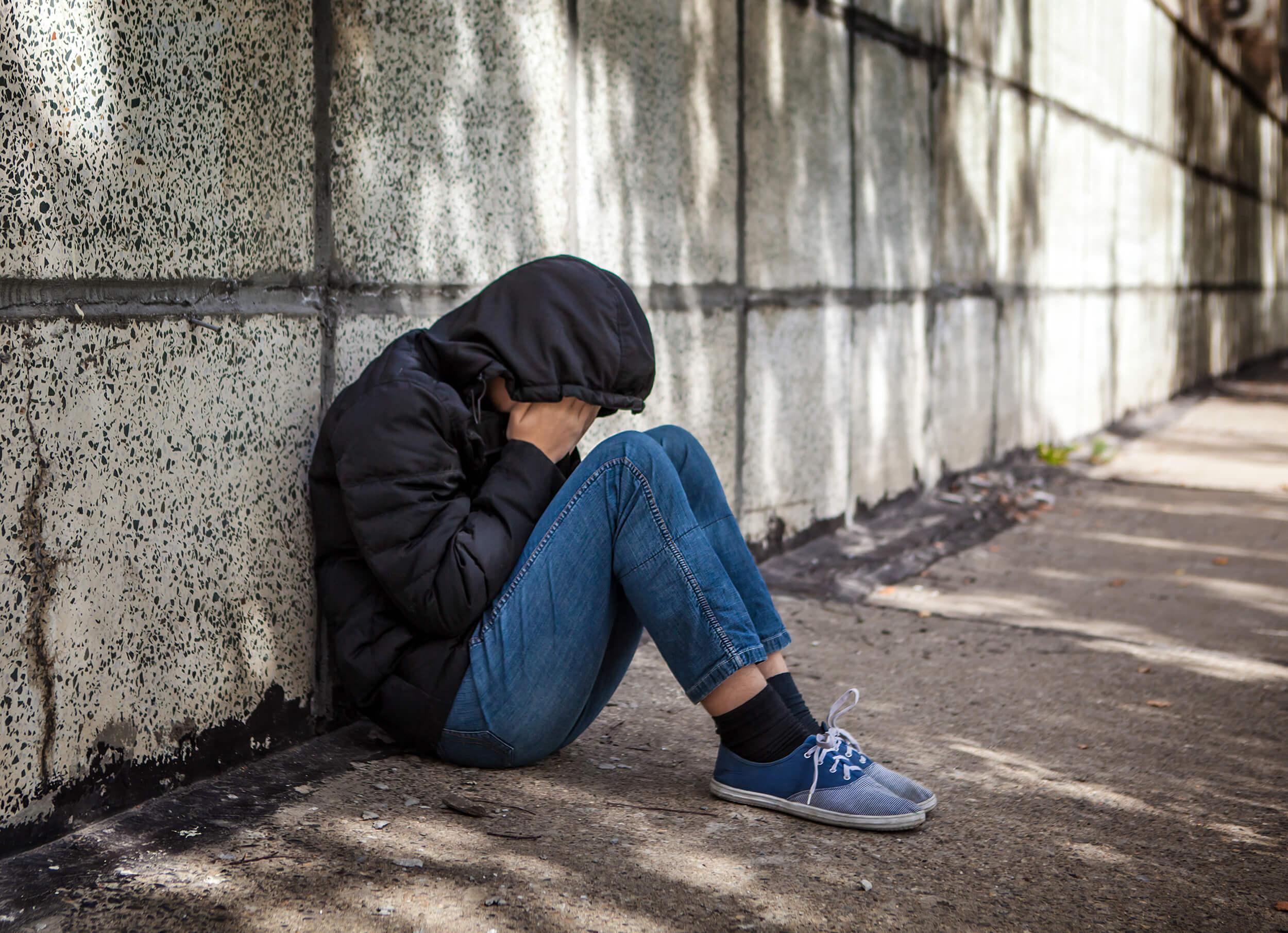 Adolescent dépressif