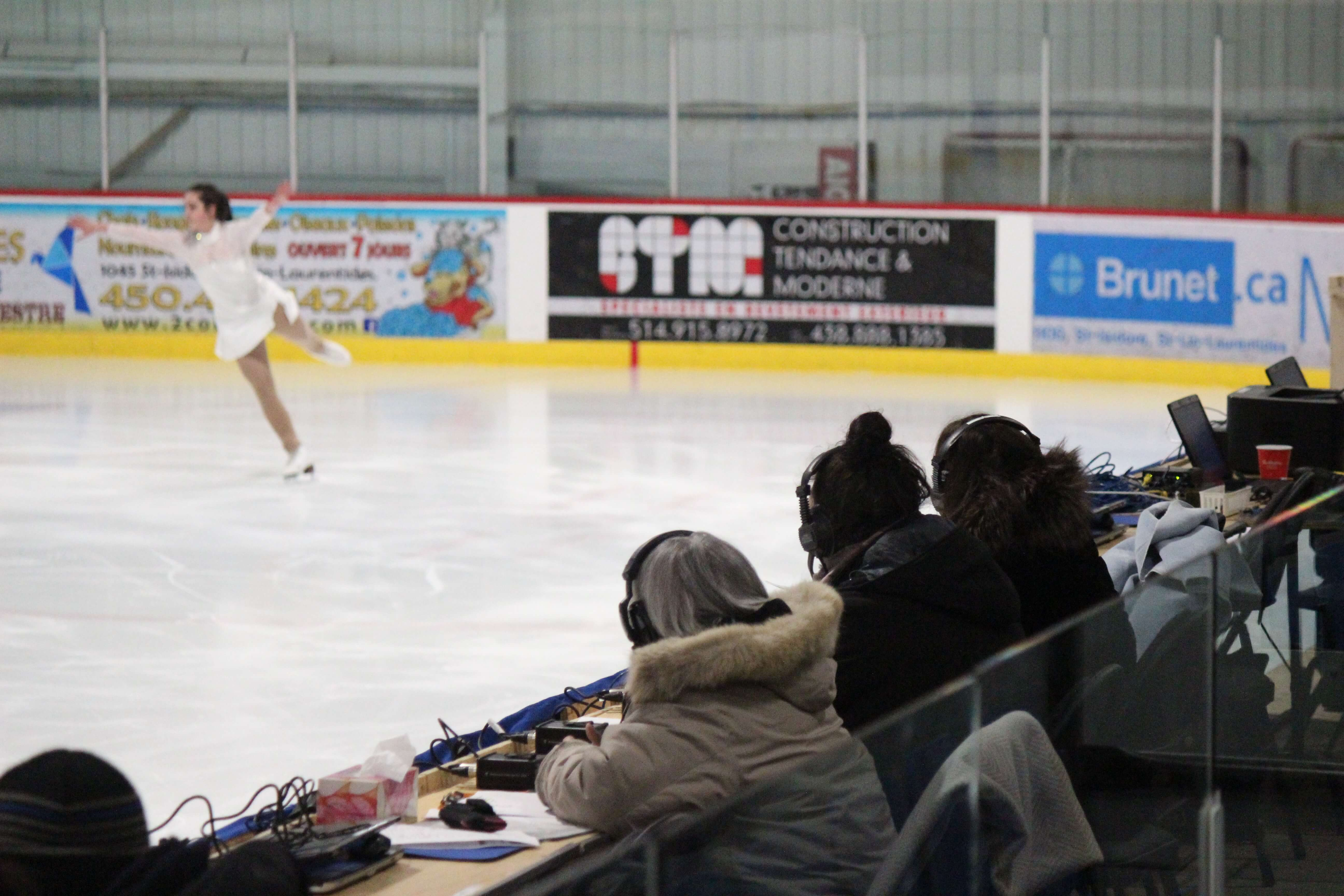 Finale patin artistique Saint-Lin