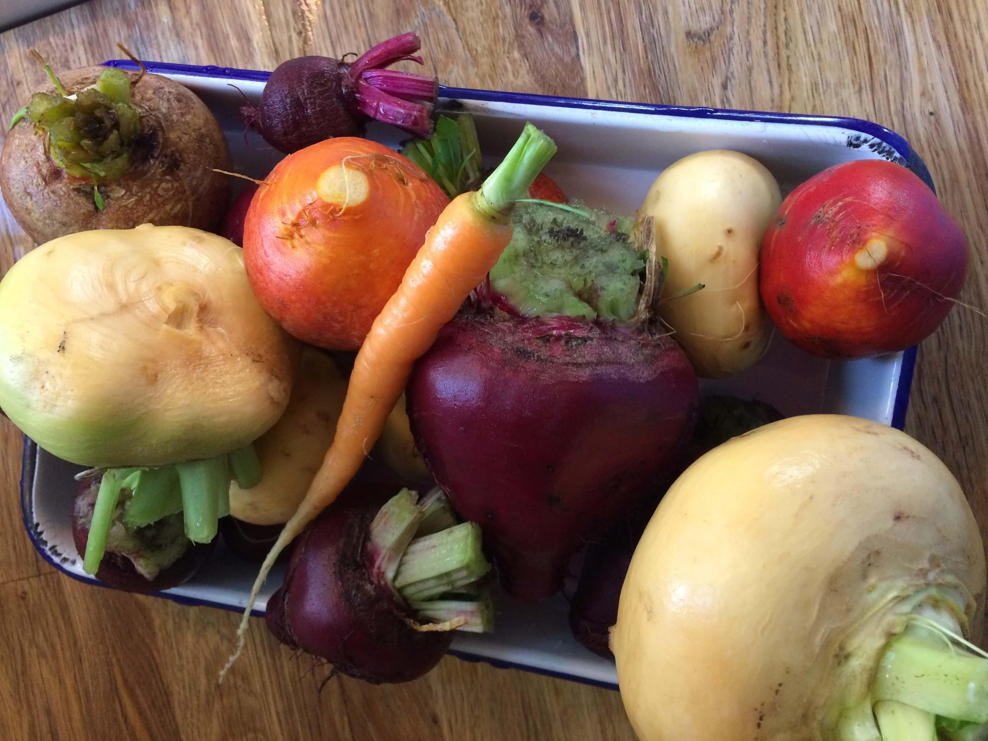 légumes Jardins de Paul