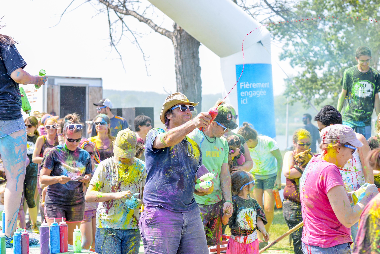 Tour des Îles Matane course colorée Matane éclatée