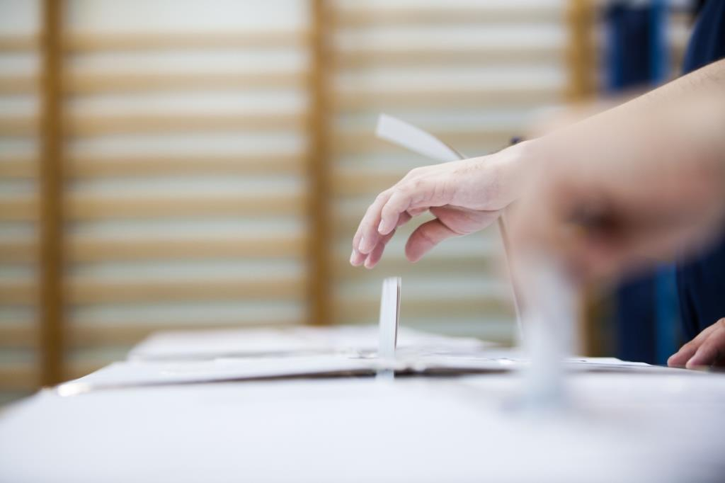 Election boite vote scrutin
