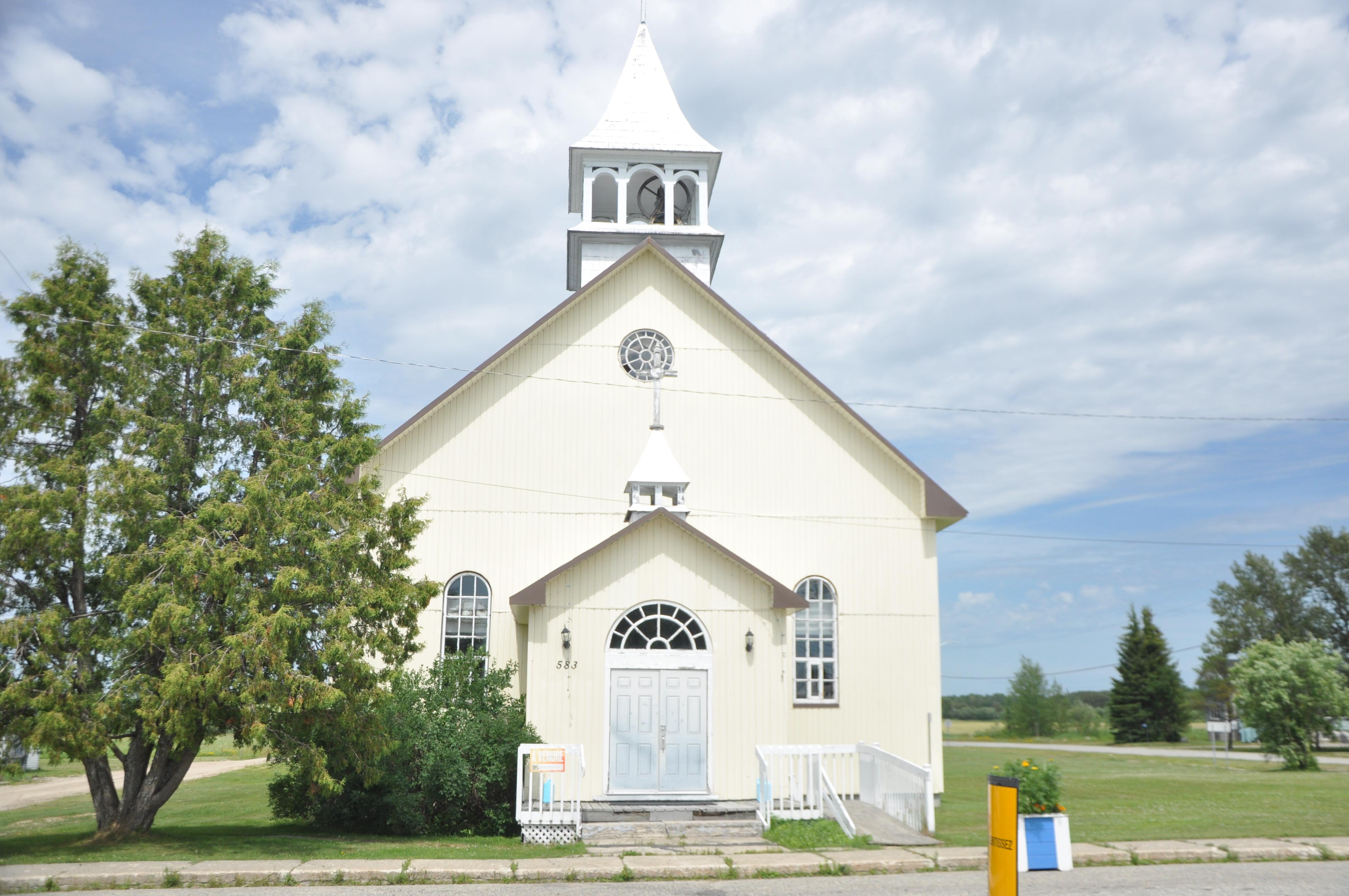 Église Clerval
