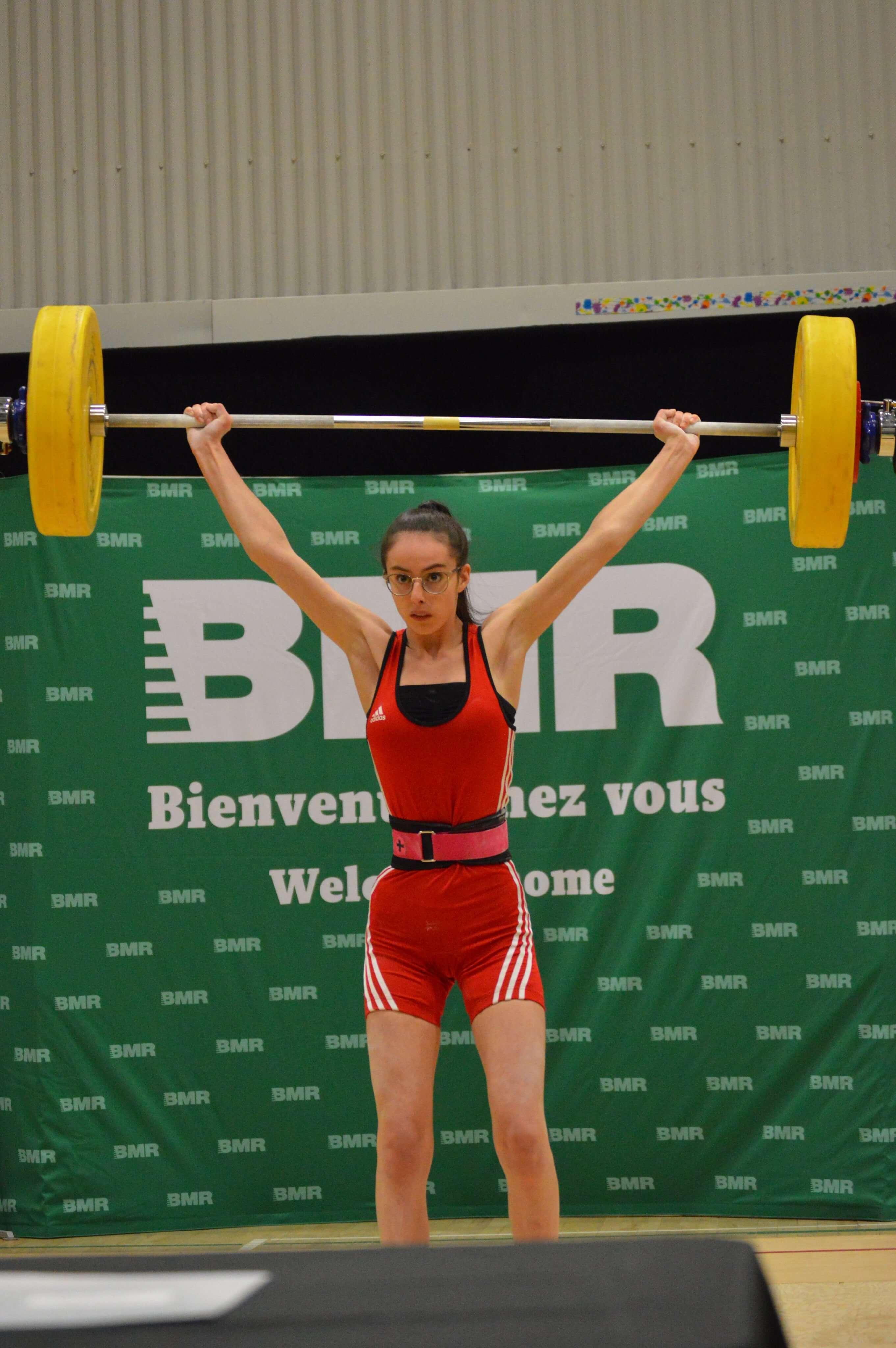 Mégane Veillette - Jeux du Québec 2019