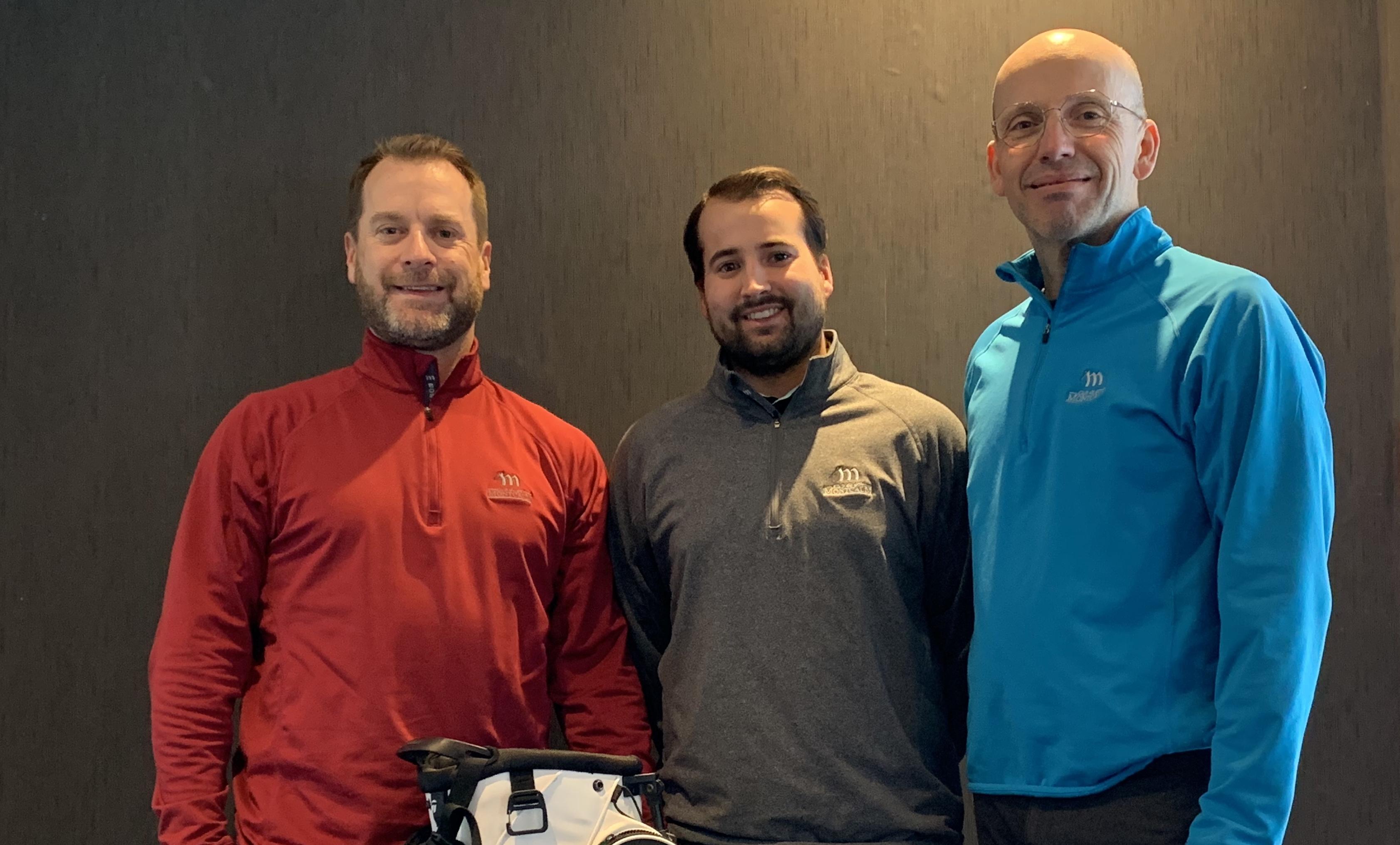 Éric Laporte, Philippe Morency, Sylvain Gaudet