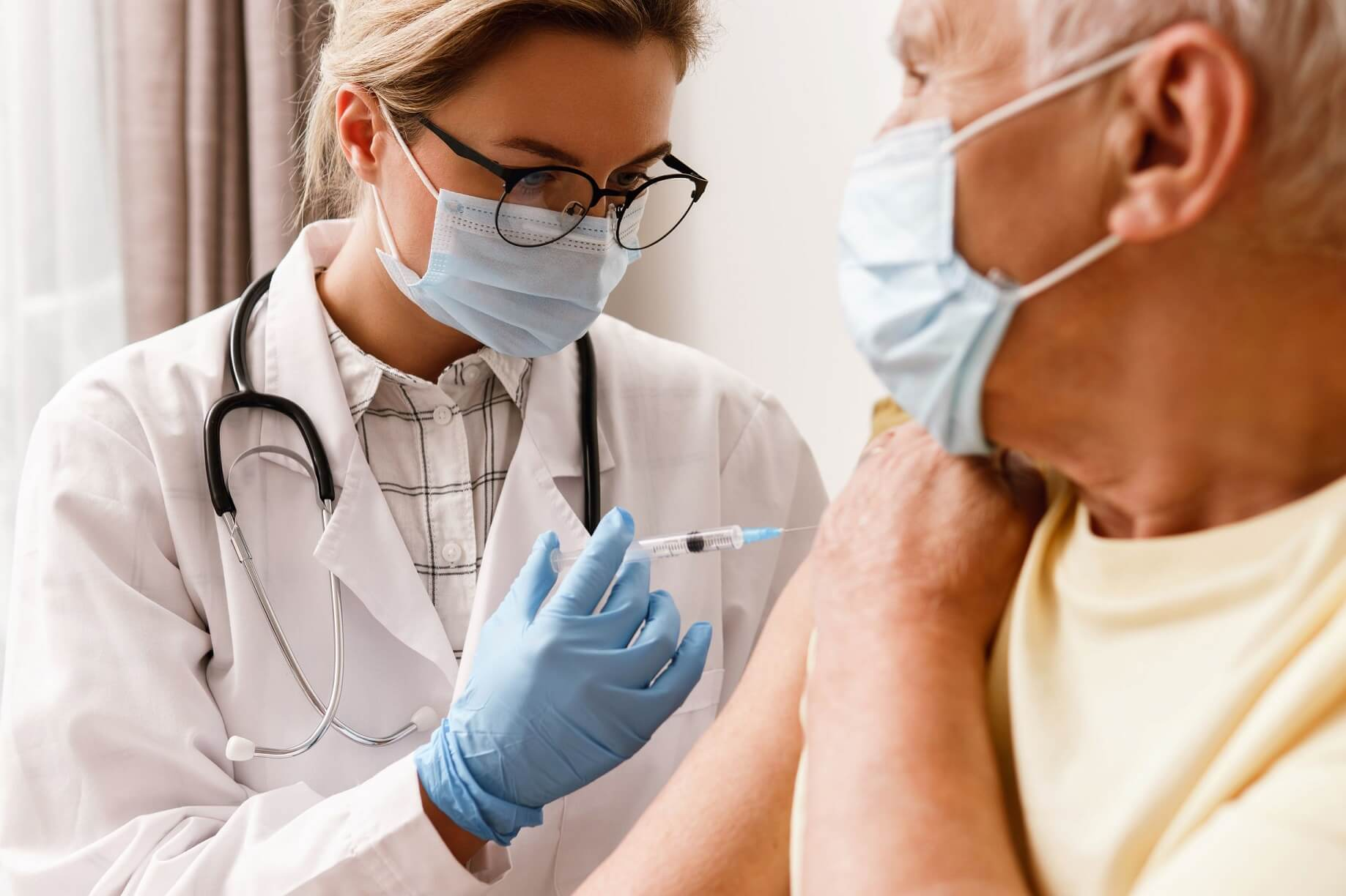 Vaccination aînés