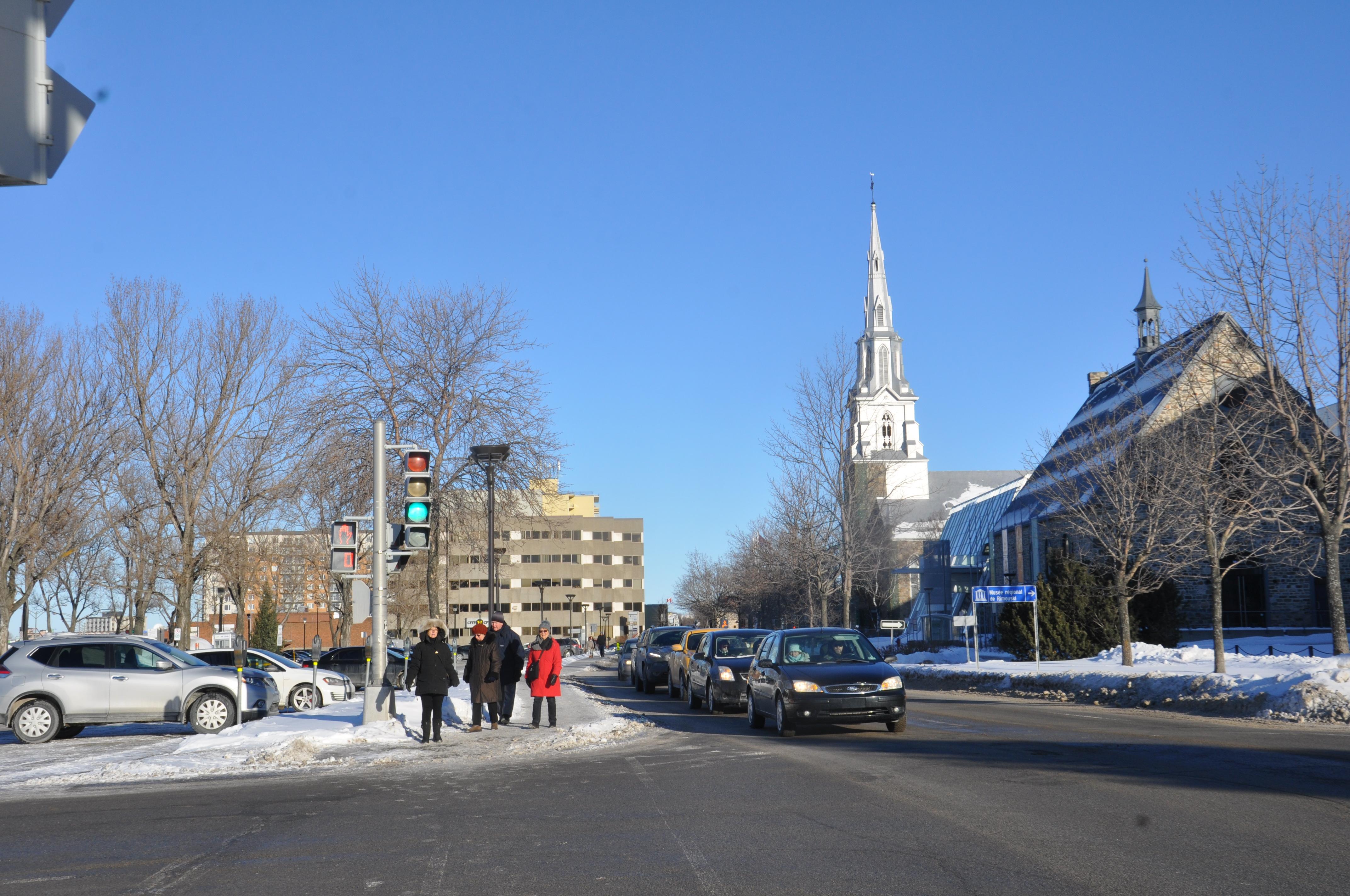 Centre-ville de Rimouski
