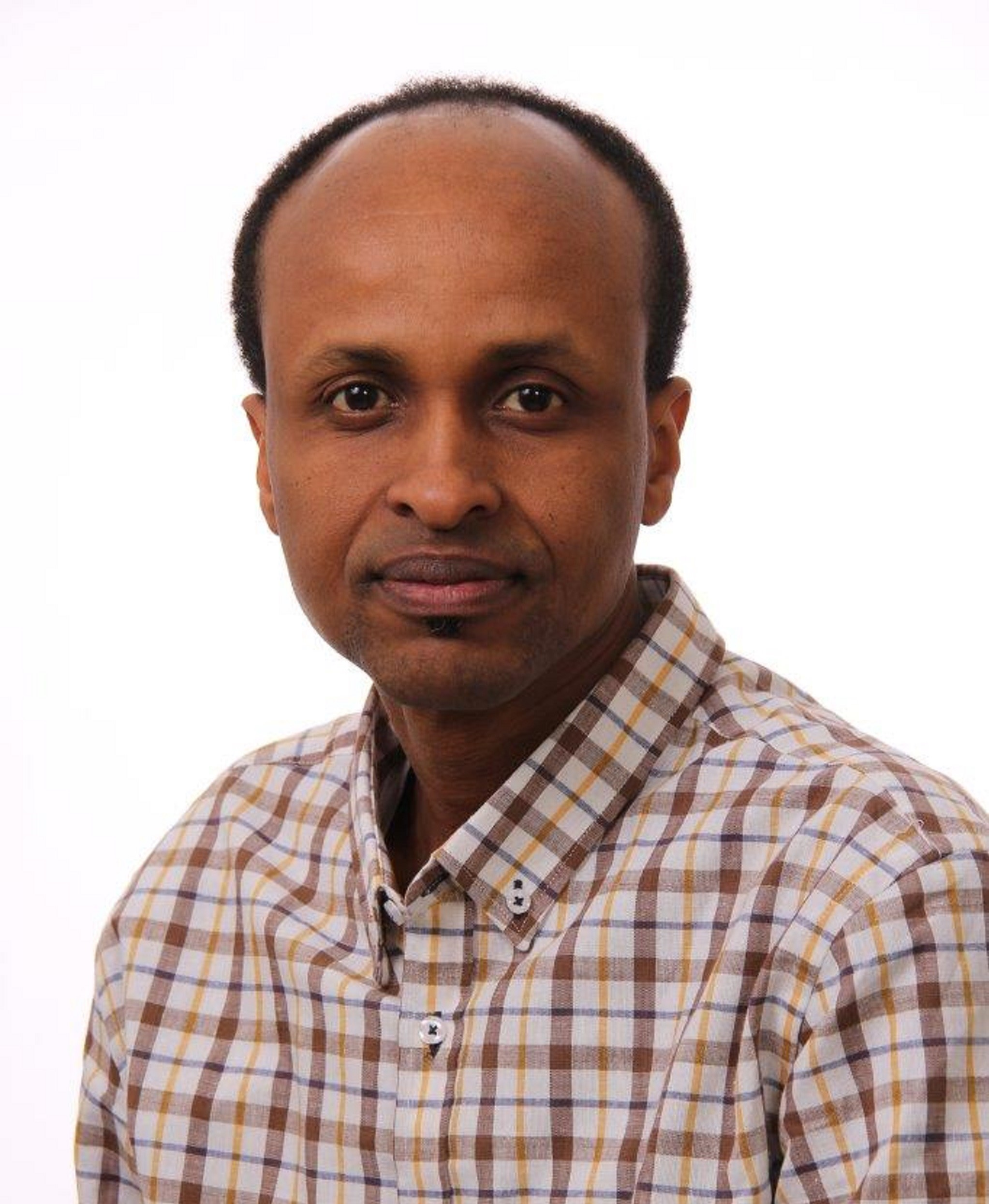 Le professeur-chercheur de l'UQAR Youssouf Soubaneh.