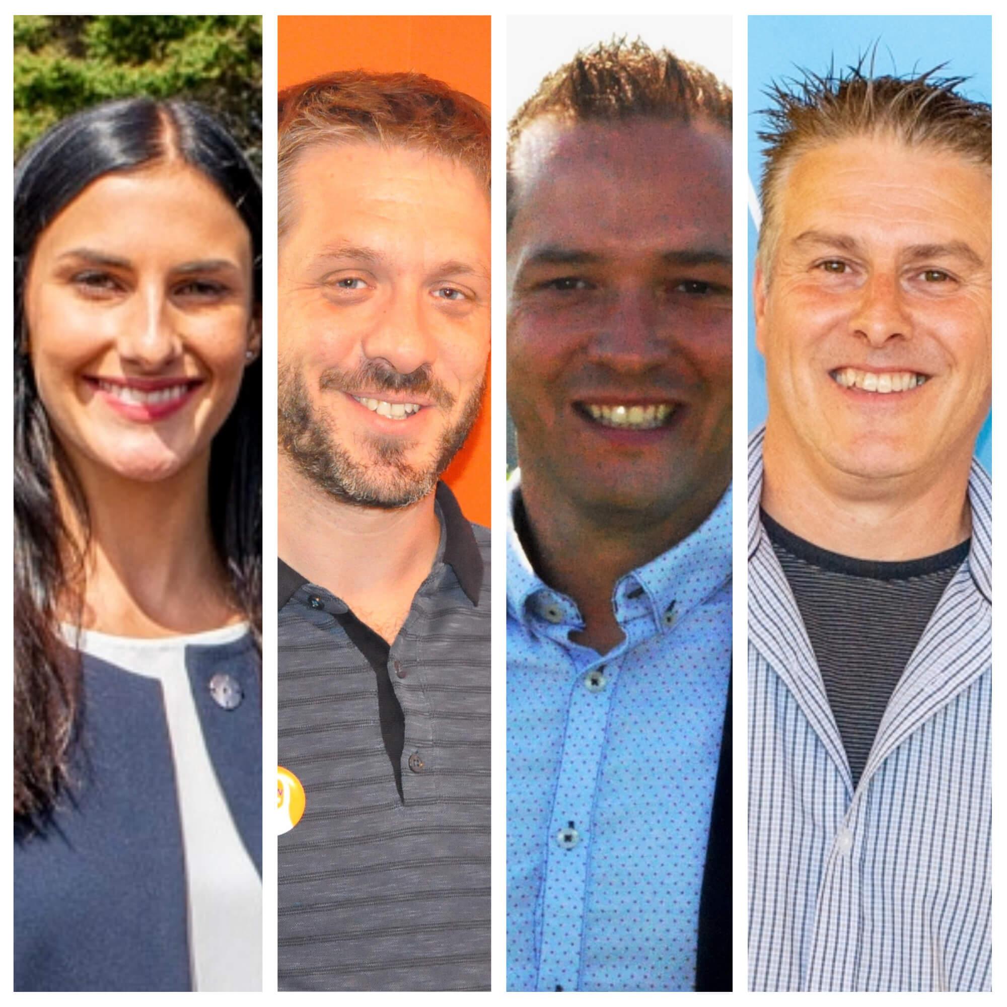 Débat des candidats à Sainte-Anne-des-Monts