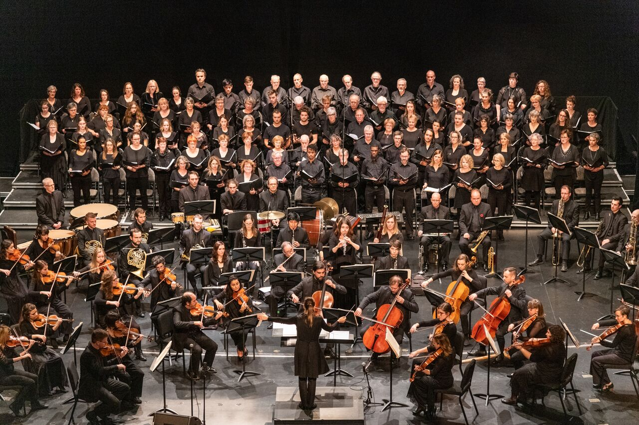 L'Orchestre symphonique de l'Estuaire