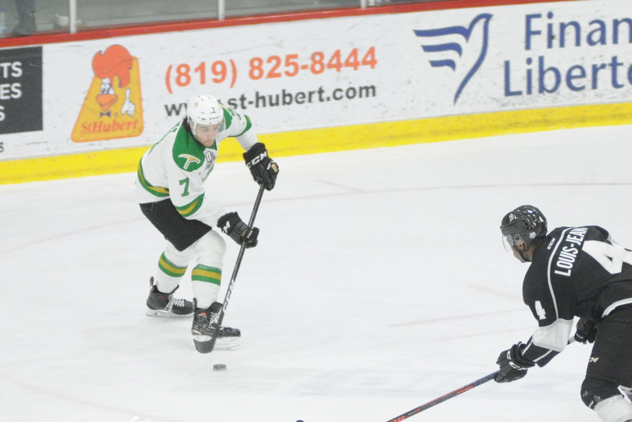 Foreurs Val-d'Or - Peyton Hoyt