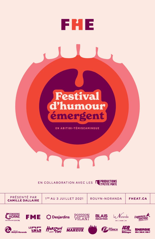 FHEAT Festival d'humour émergent de l'Abitibi-Temiscamingue