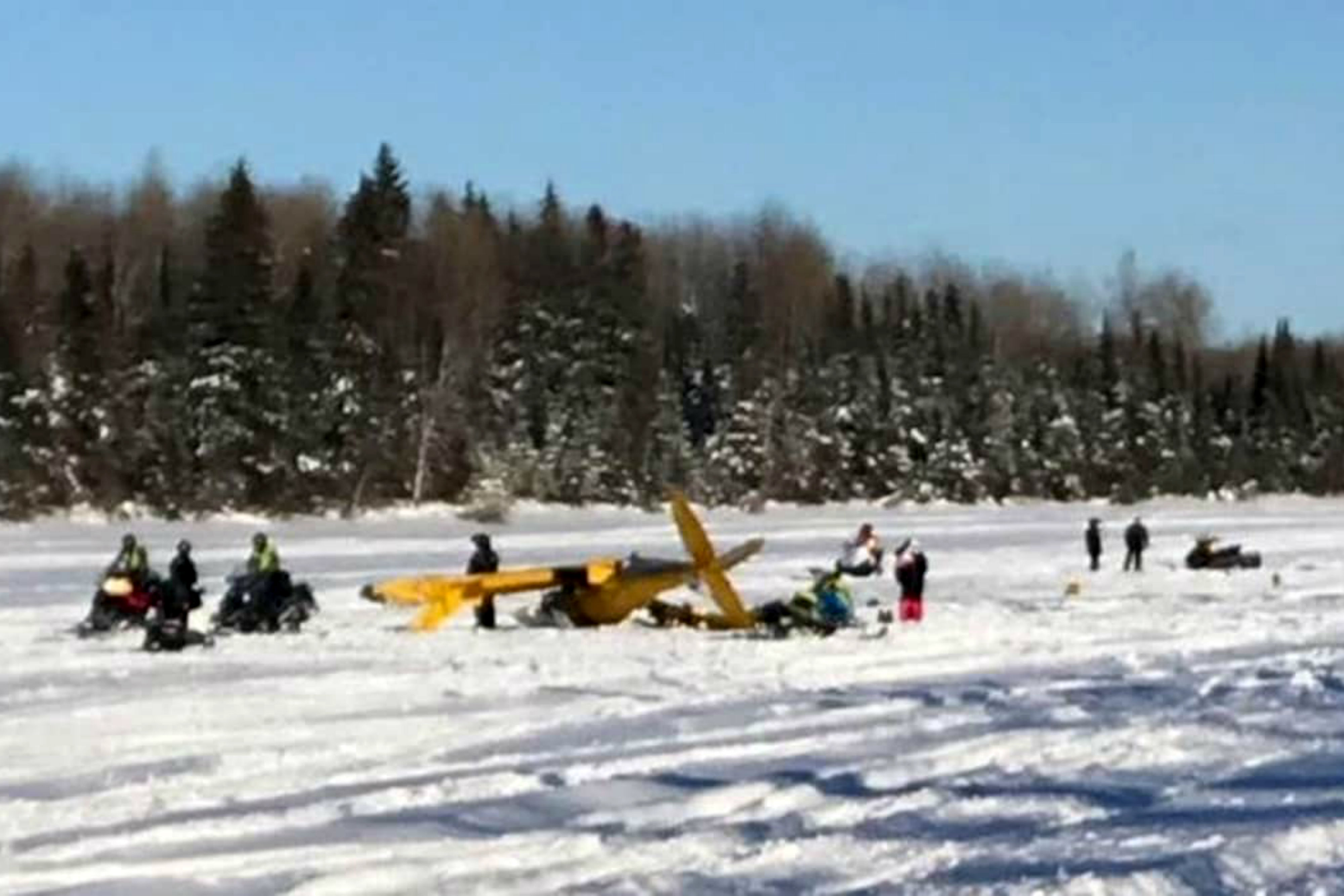 Ecrasement_avion_lac_Abitibi