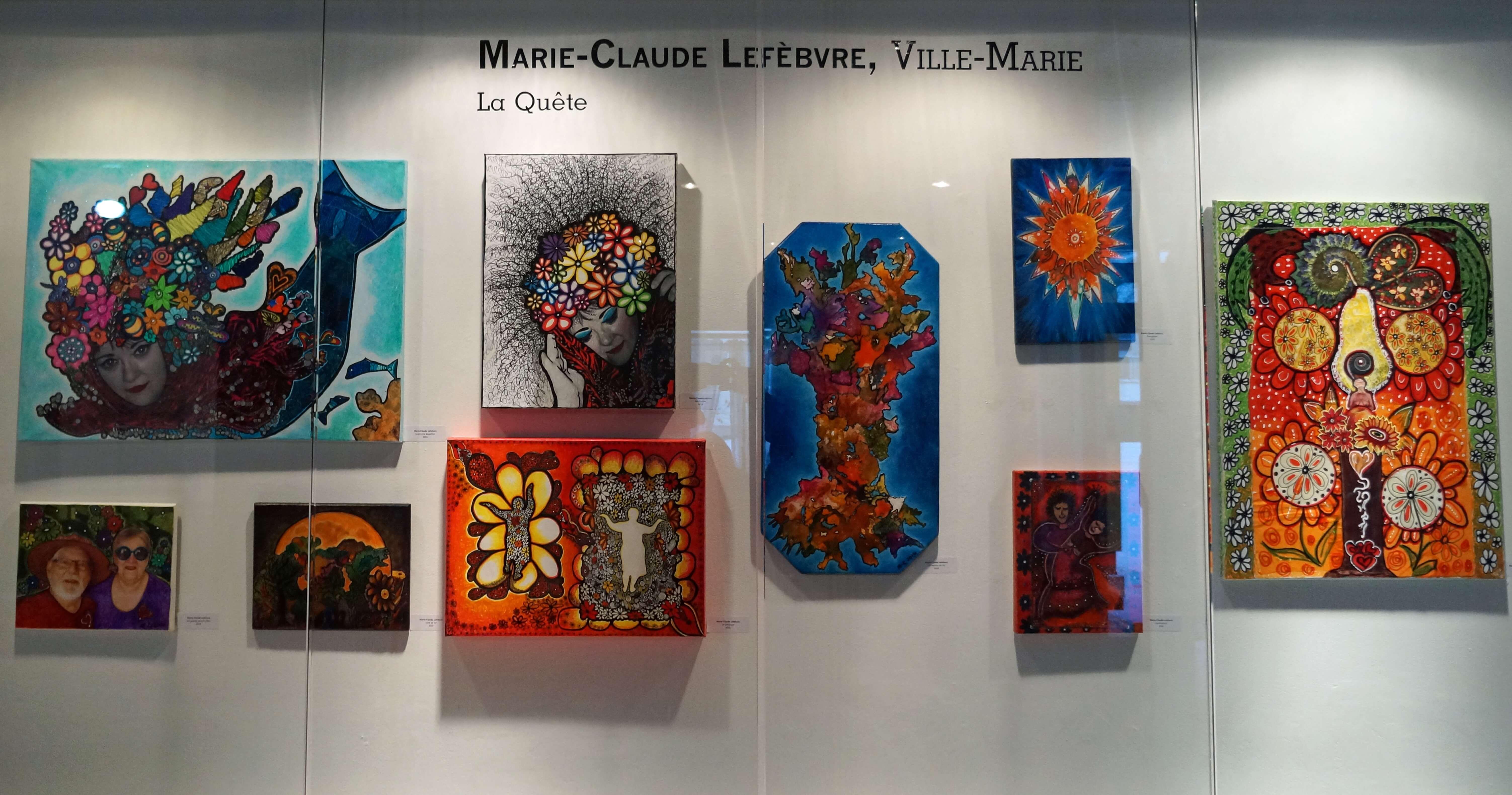 Marie-Claude Lefebvre