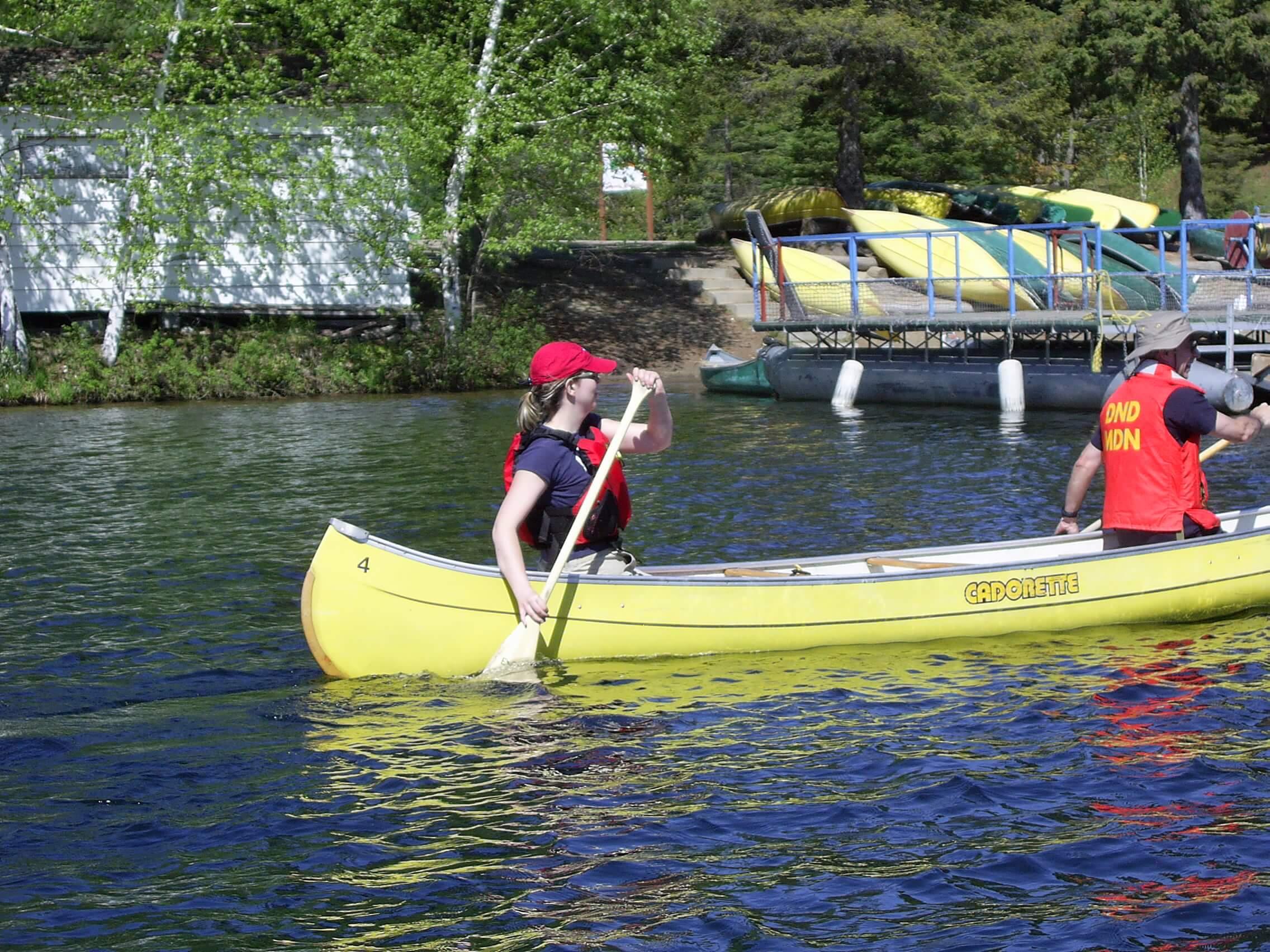 Les cadets de la Marine de Joliette reprennent leurs activités