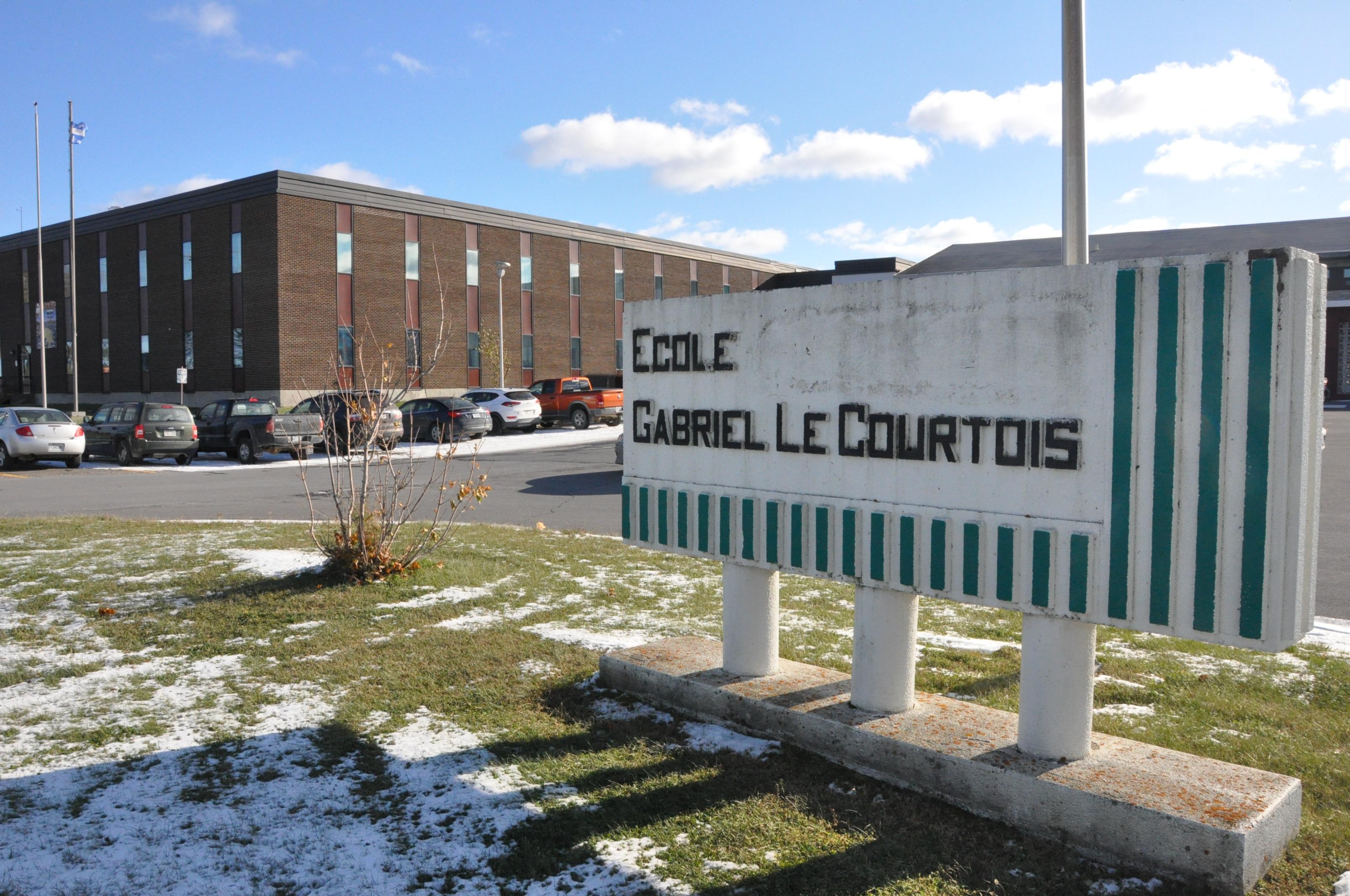 École Gabriel-Le Courtois