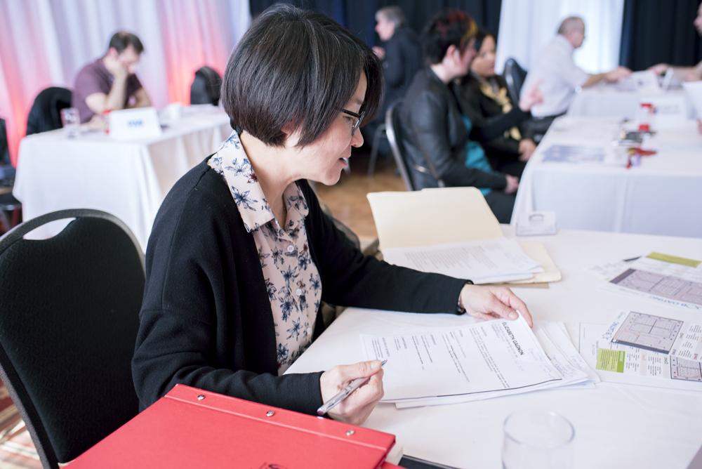 Le Salon de recrutement Job Dating du Centre local d'emploi et les ressources en employabilité de la MRC de Rimouski-Neigette