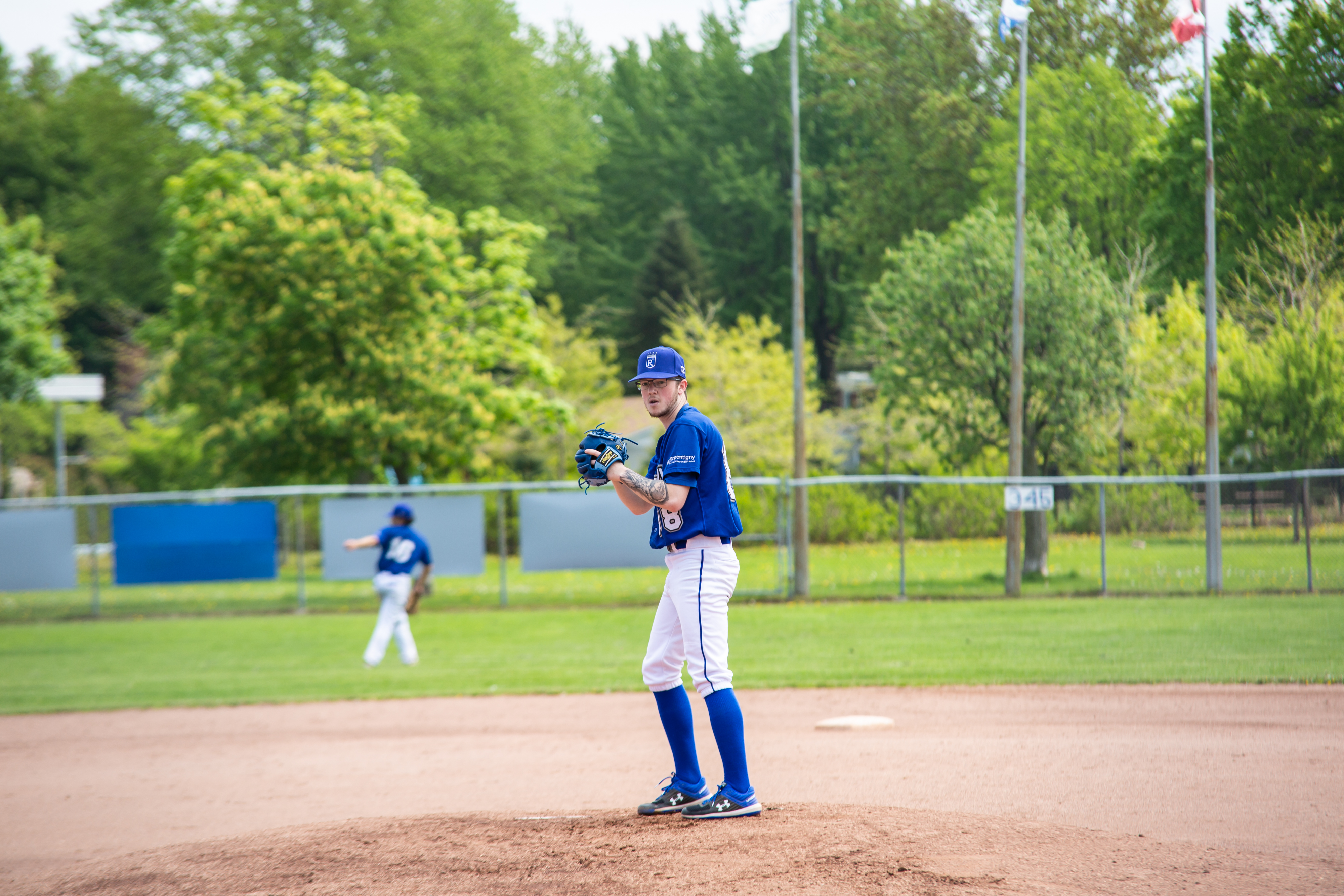 Royal baseball