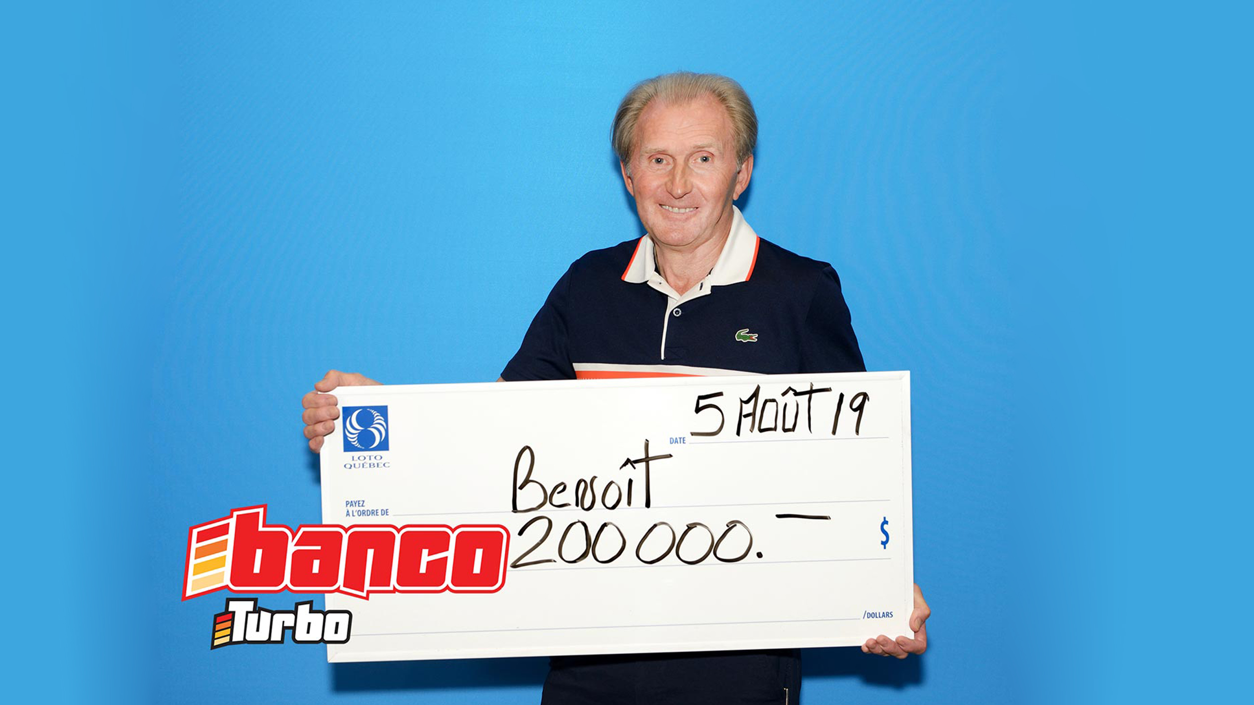 Gagnant loterie Matane