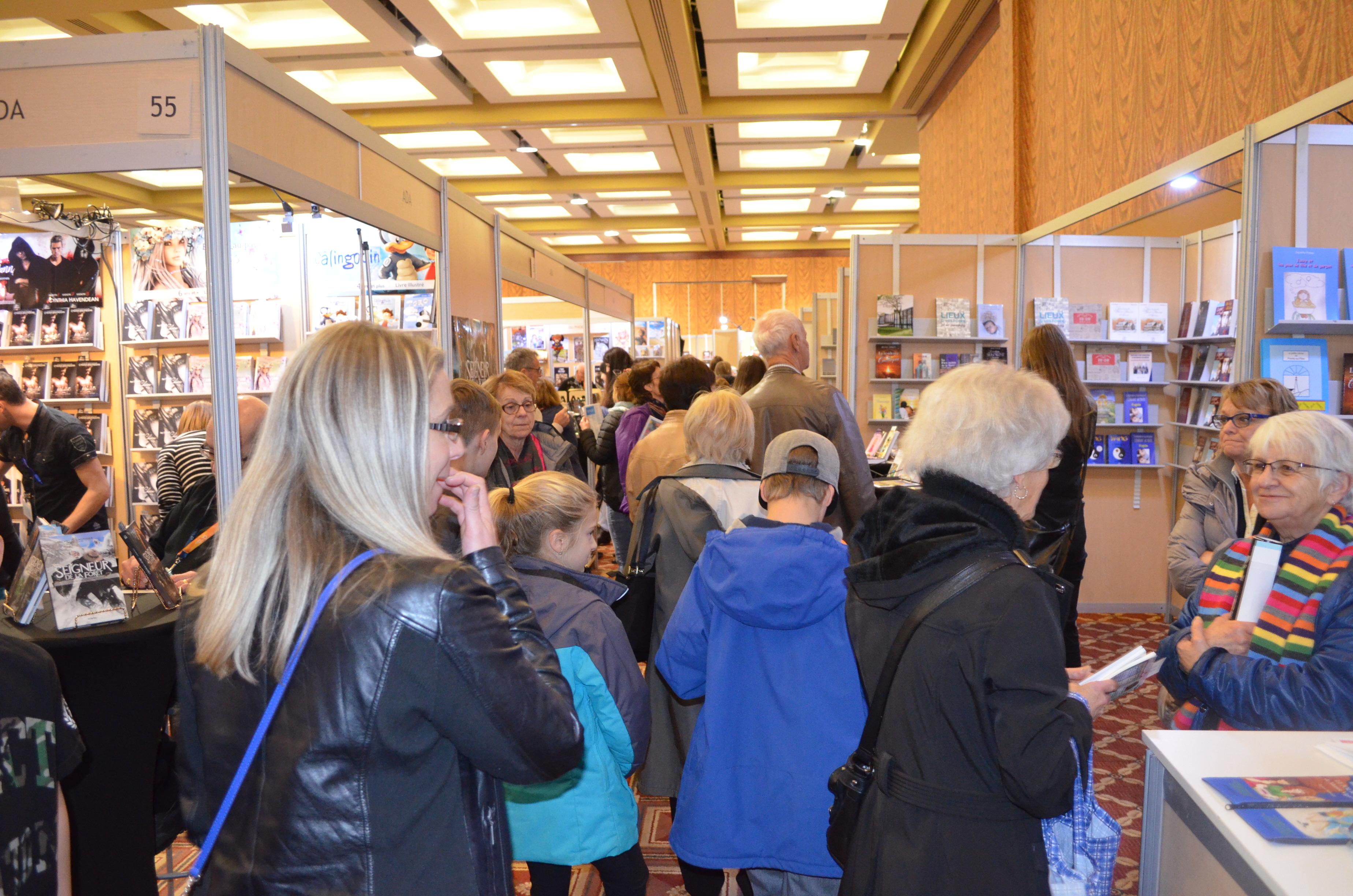 L'édition 2020 du Salon du livre de Rimouski ne pourra avoir lieu sous la forme classique ou traditionnelle