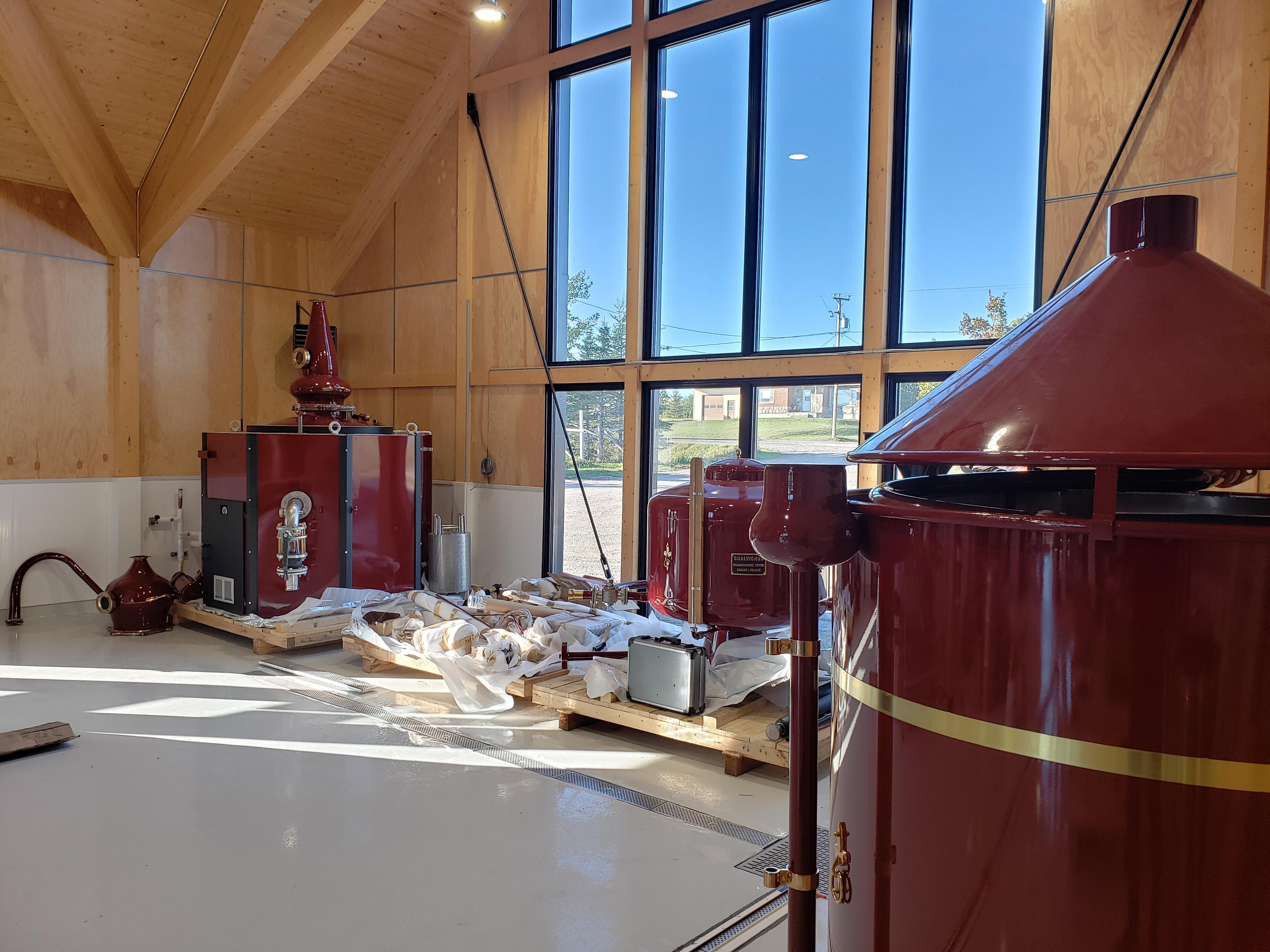 Distillerie des Marigots
