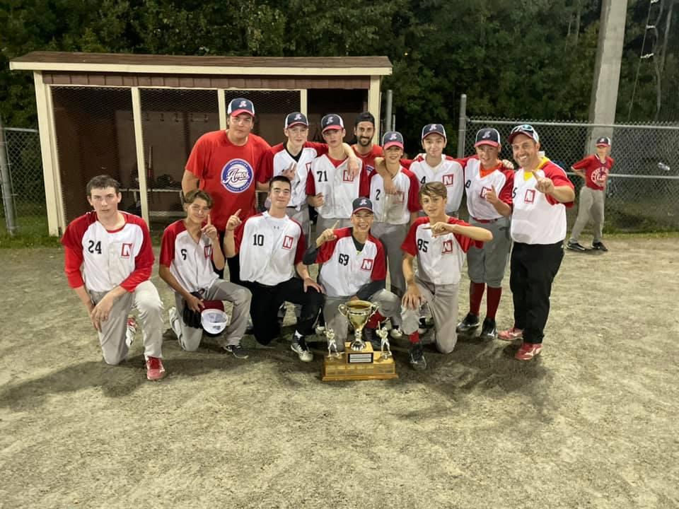 Norascon Amos - Baseball U15