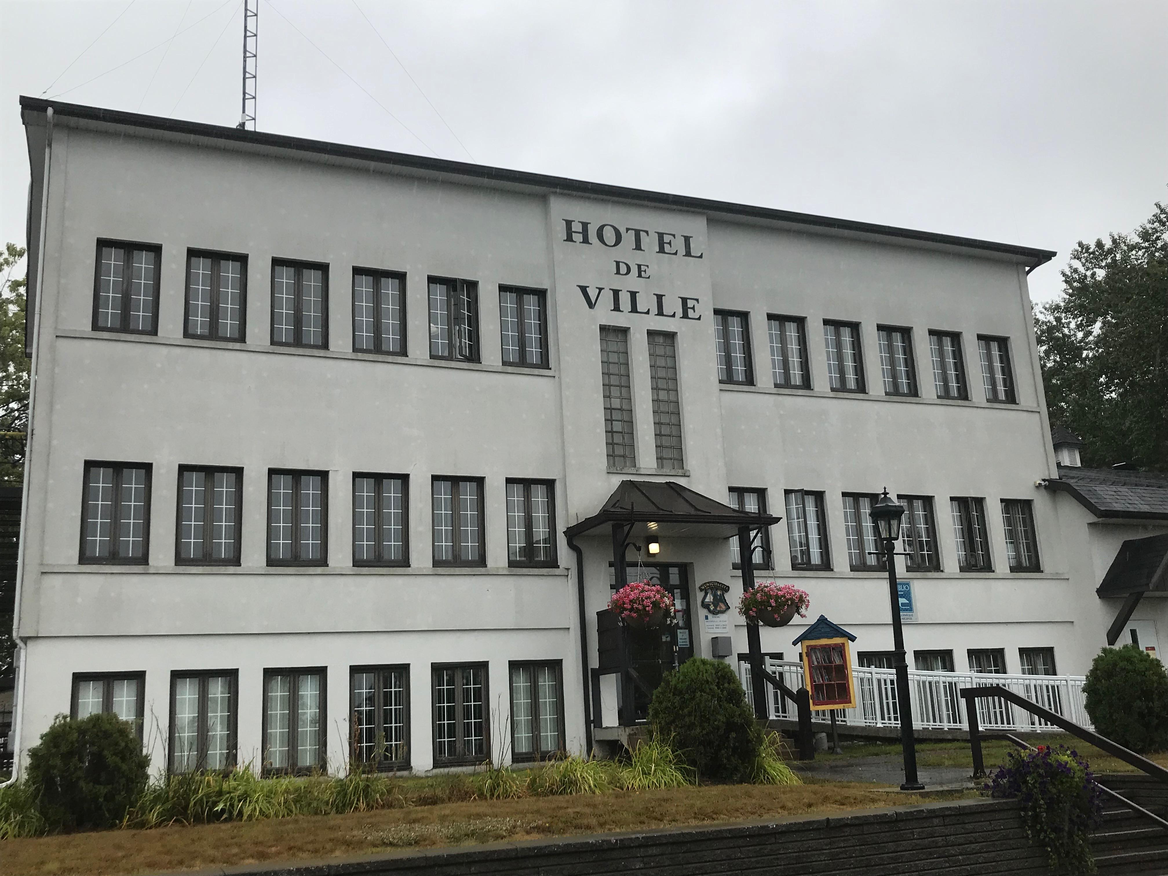 Hôtel de ville Lac-des-Plages