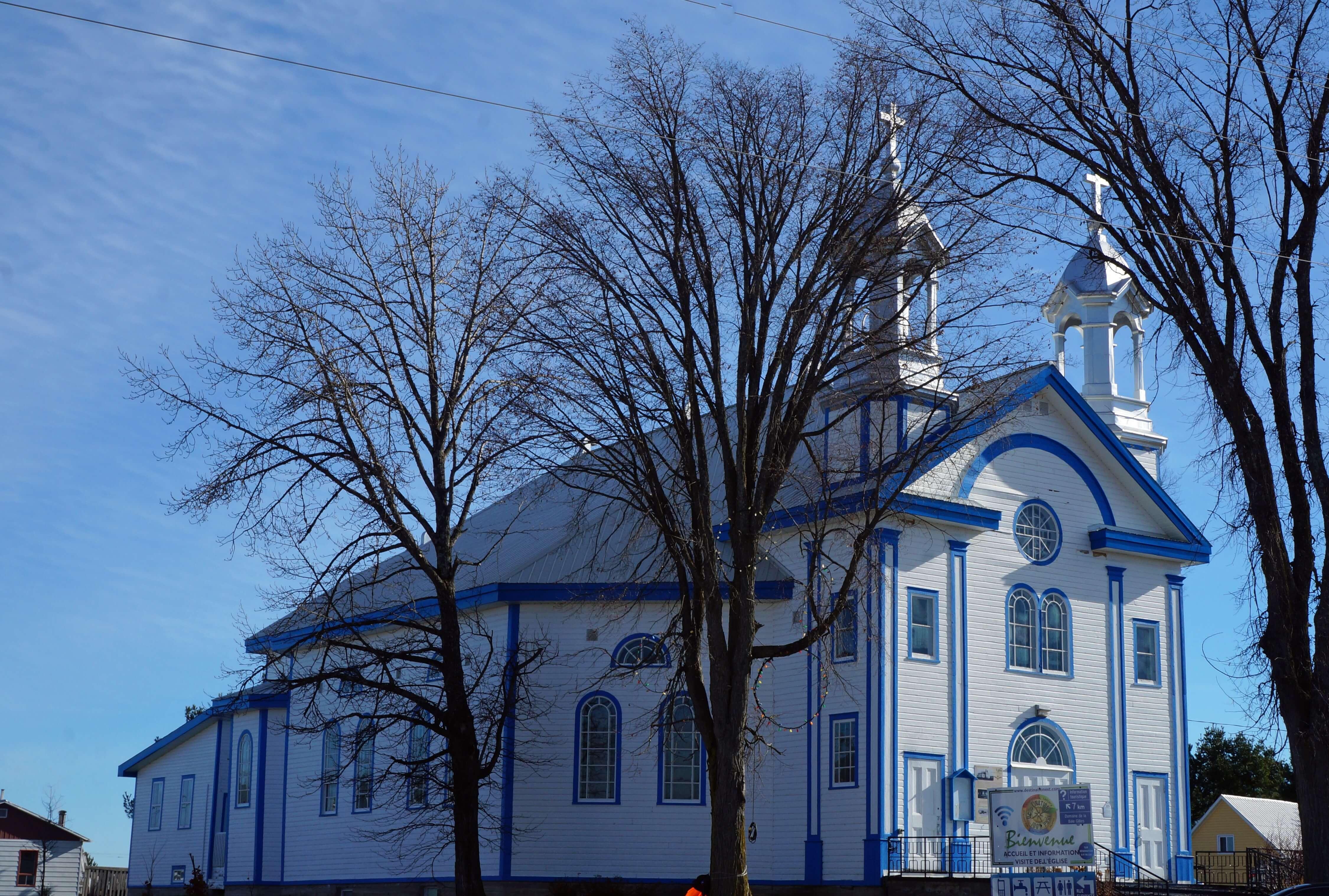 Église Fugèreville