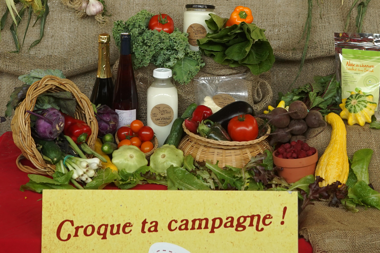 légumes et autres
