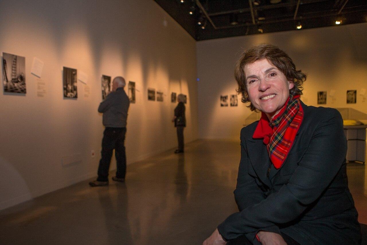 Christine Boucard, une artiste entre l'ombre et la lumière