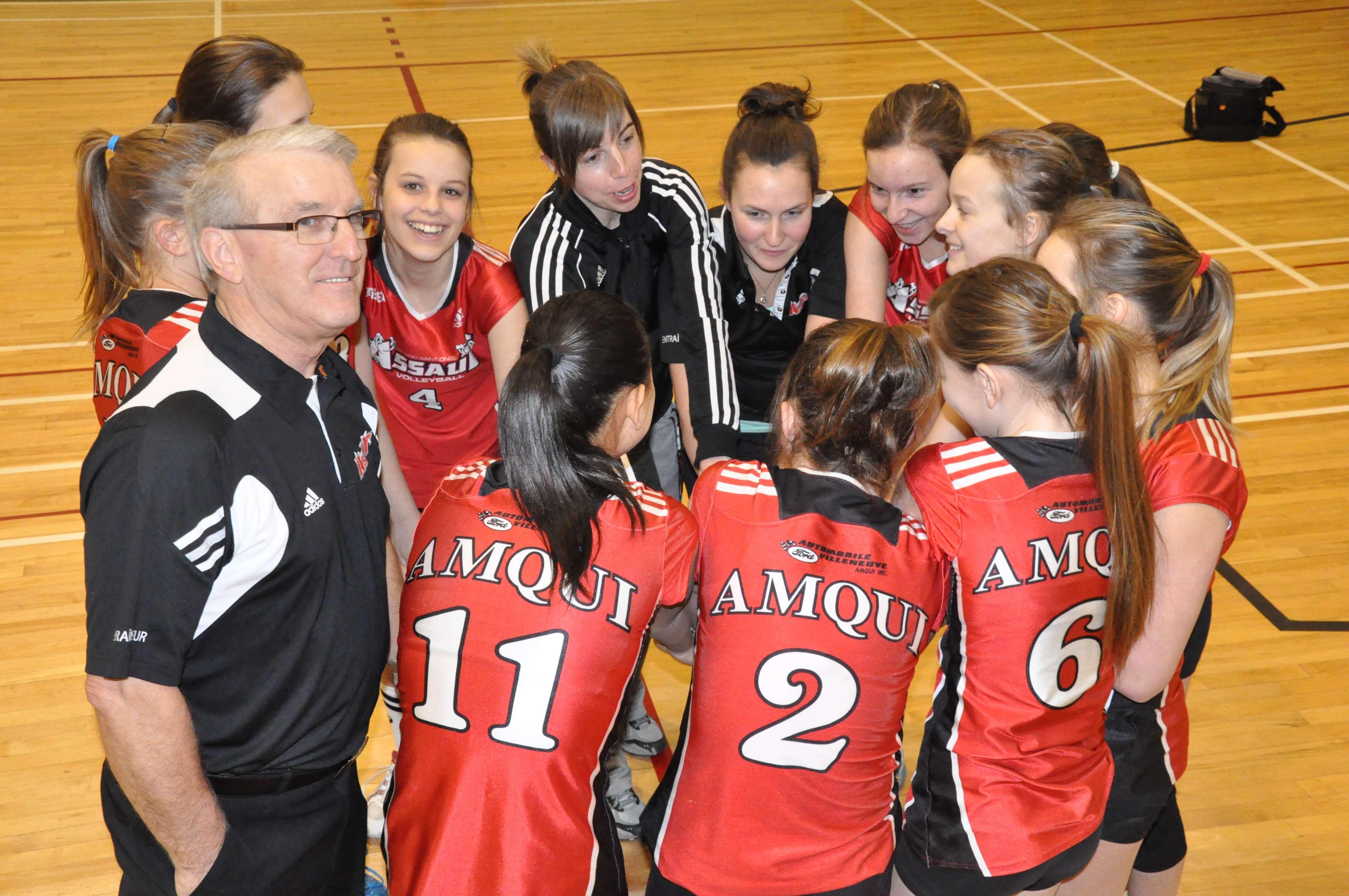 Yves Lévesque intronisé au Temple de la Renommée de Volleyball Québec