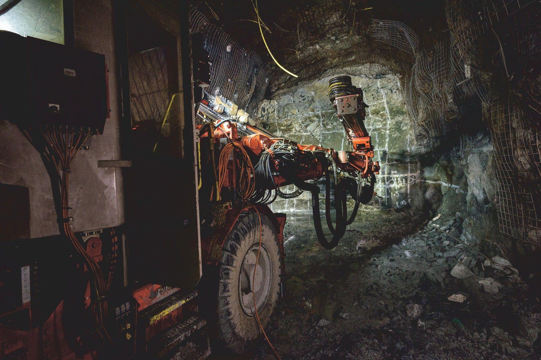 Mines Matagami