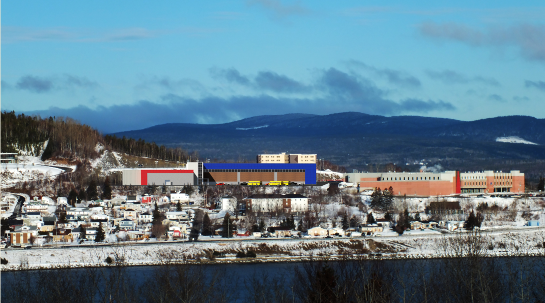 Complexe olympique Gaspé