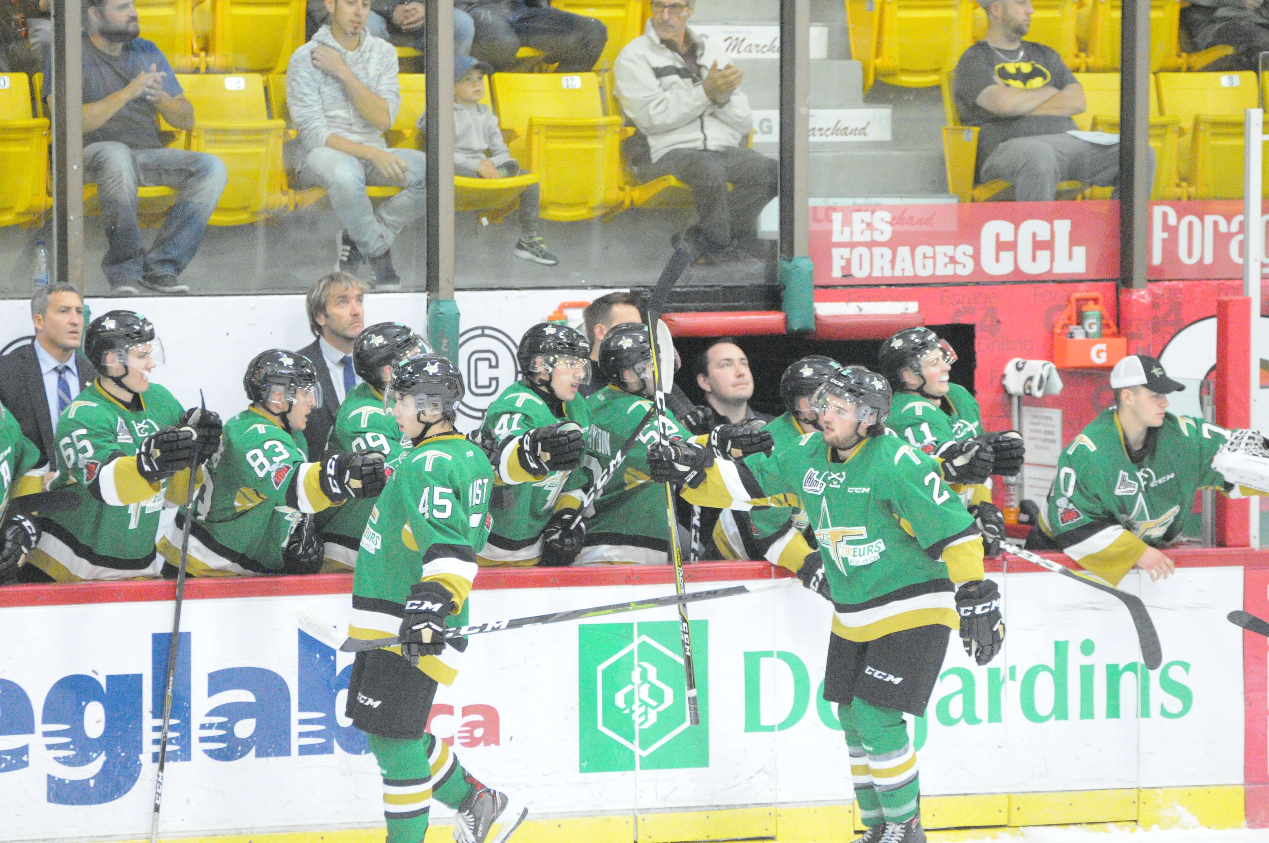 Foreurs de Val-d'Or 2018-2019