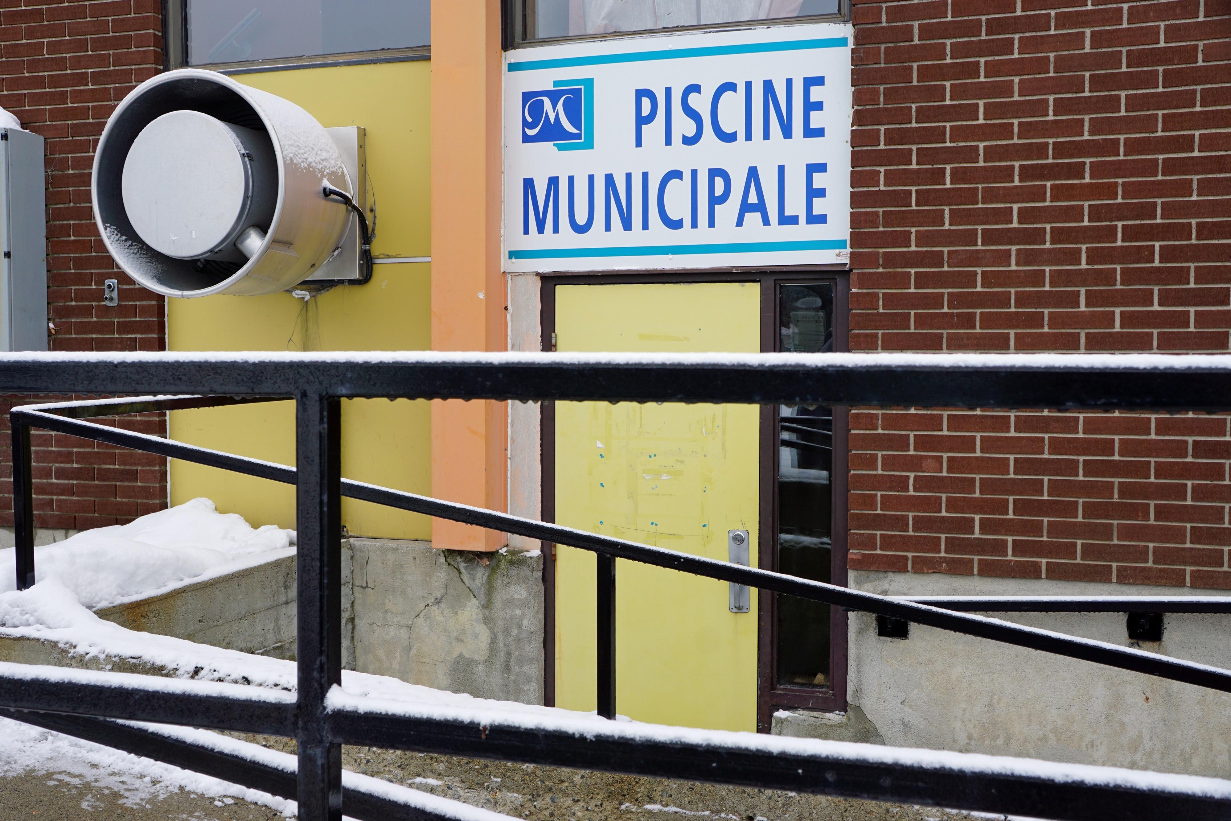 Piscine Ville-Marie