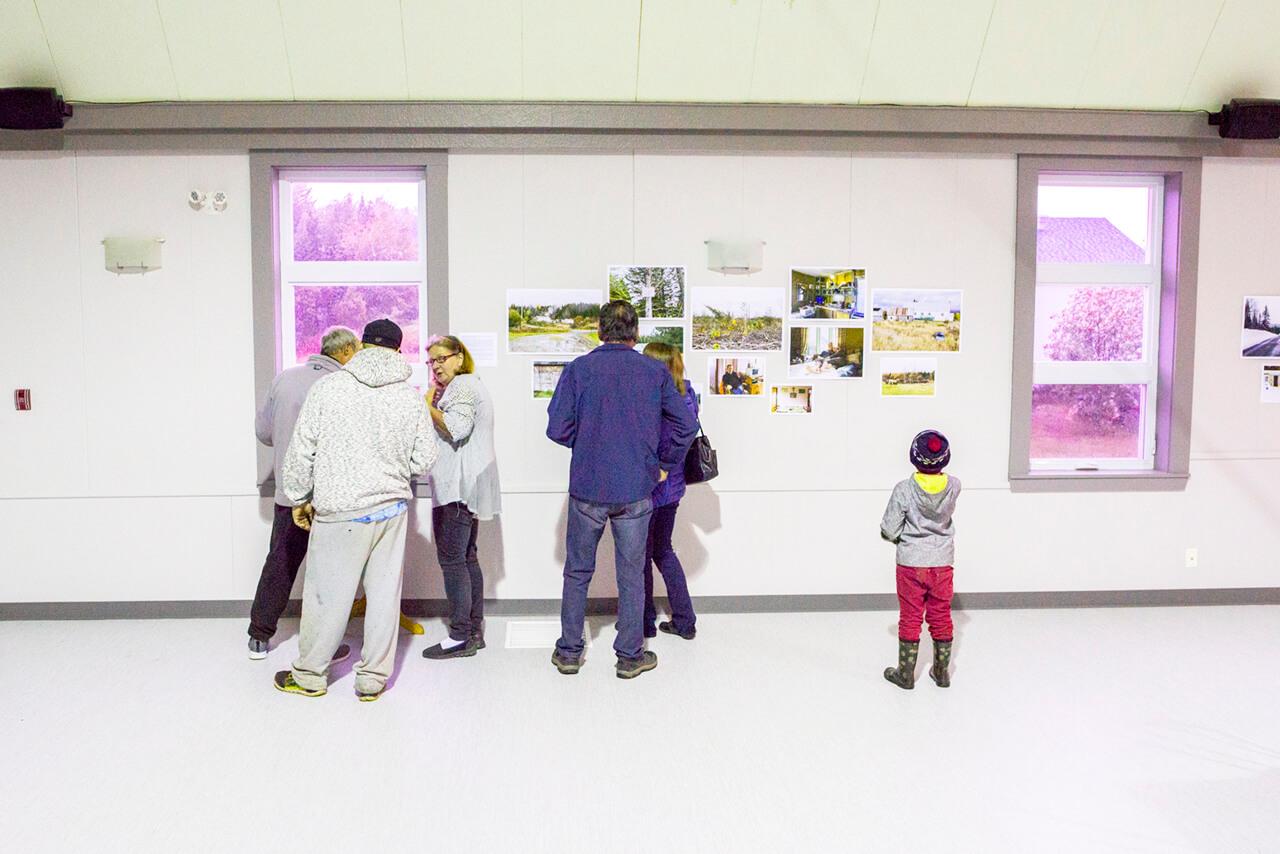Kassandra Reynolds photographie Cégep de Matane exposition Saint-Jean-de-Cherbourg
