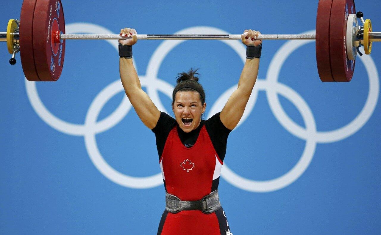 Christine Girard officiellement championne olympique