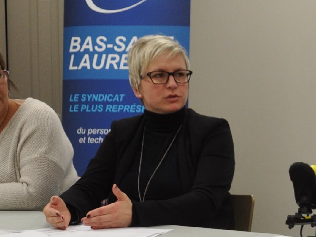 Mélanie Bernier